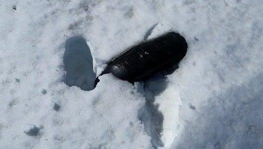 4 wheeler snow