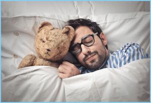 Getting good night's sleep